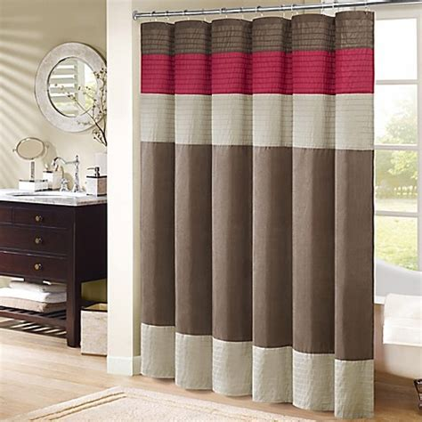 bed bath and beyond madison madison park monroe 72 inch x 72 inch shower curtain in