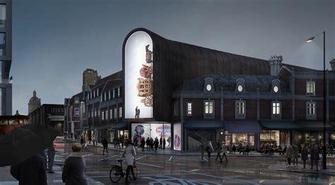 urban design museum london museum of london by bjarke ingels group
