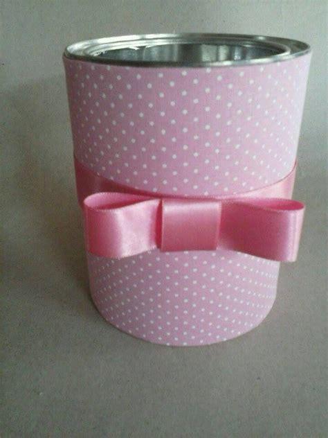 decoraciones deminnie en latas de leche centro de mesa minnie po 225 rosa mimos da mi elo7
