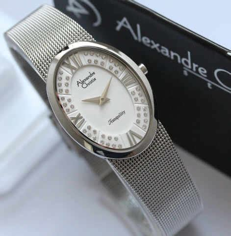 Jam Tangan Sa F 512 buy alexandre christie for deals for only rp875 000
