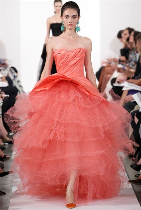 Oscar De La Renta Ny Fashion Week by Oscar De La Renta Rtw Summer 2014 New York Fashion Week