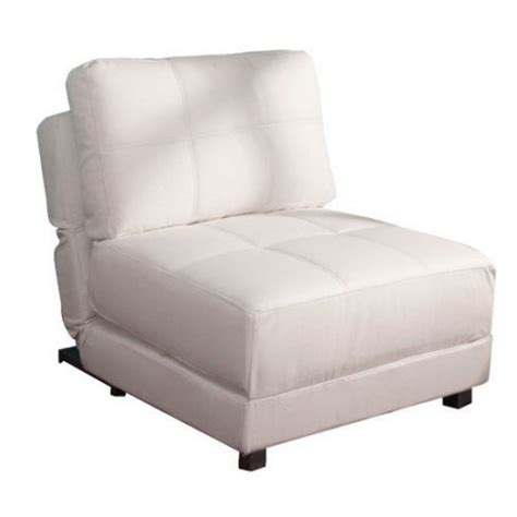 Walmart Chair Bed by Gold Sparrow New York Convertible Chair Bed White
