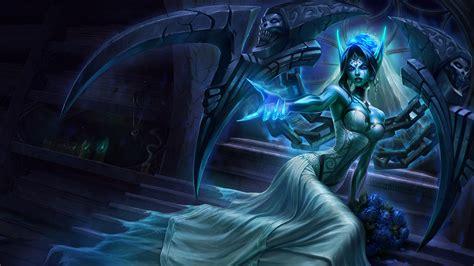 Skins Morgana Lol League Of Legends