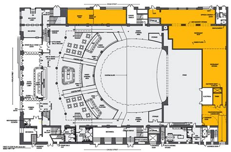 layout of grand opera house belfast grand opera house floor plan