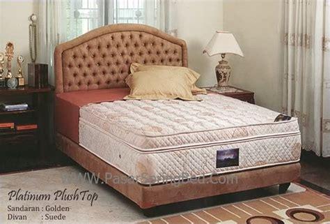 Bed Comforta Medan harga uniland bed termurah di indonesia uniland