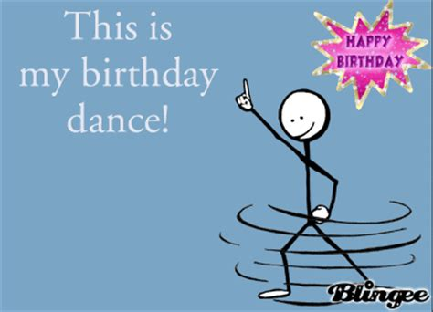 Happy Birthday Wishes For A Dancer Birthday Dance Picture 106112212 Blingee Com