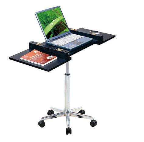 folding standing desk 2015 mobile adjustable folding computer standing desk