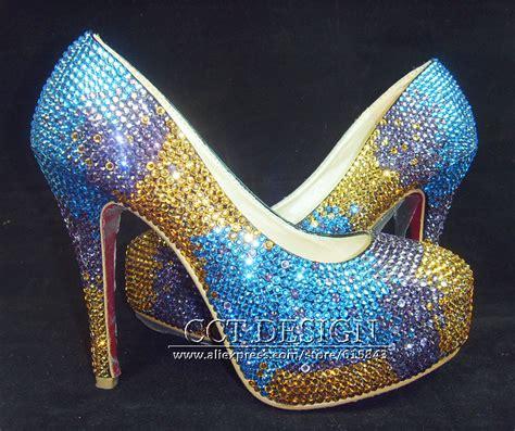 Sandal Wanita Platform Sandal Gold Merah Emas Bts buy grosir sepatu gemerlapan merah from china