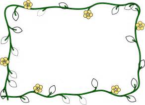 border templates free borders for word clipart best