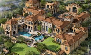 luxury mansion house plans mansions more arizona mansion to be built in