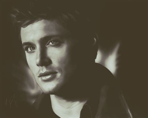 black and white dean black and white by alessandrathebest on deviantart