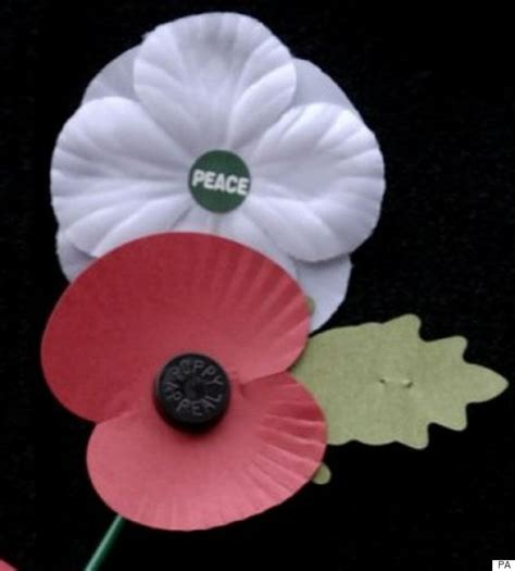 white poppy corbyn sparks debate wearing a white poppy at