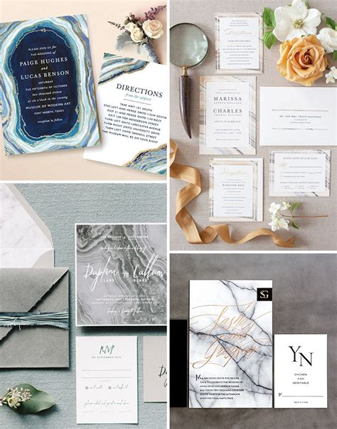 stationery design trends pretty paperie the top 10 wedding stationery trends for 2016 onefabday ireland
