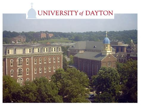 Of Dayton Mba by Of Dayton Announces Ug Scholarships For