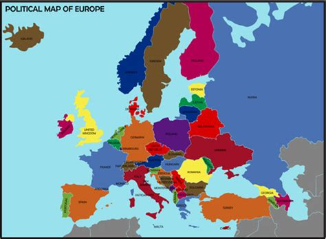 Free Search Europe Map Europe Driverlayer Search Engine