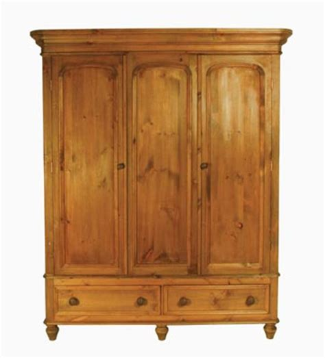 Large Pine Wardrobe With Drawers by Wardrobes Pine Wardrobe With Drawers Ro
