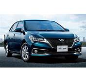 Toyota Allion And Premio Facelift Unveiled In Japan