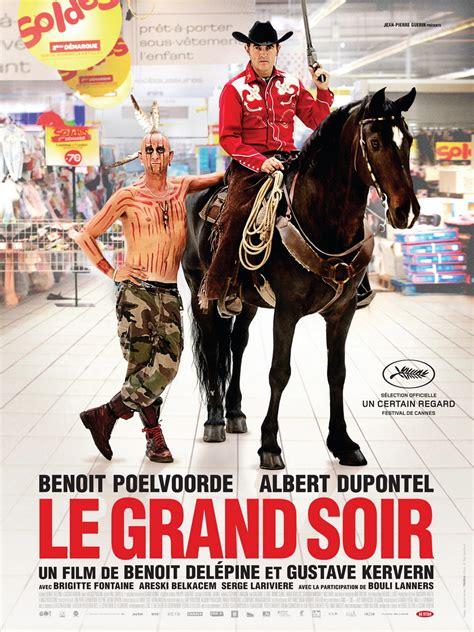 film cowboy comique critique du film le grand soir le blog de kat