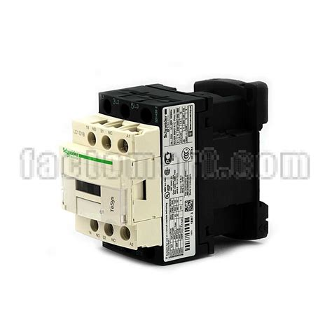 magnetic contactor schneider lc1d18m7