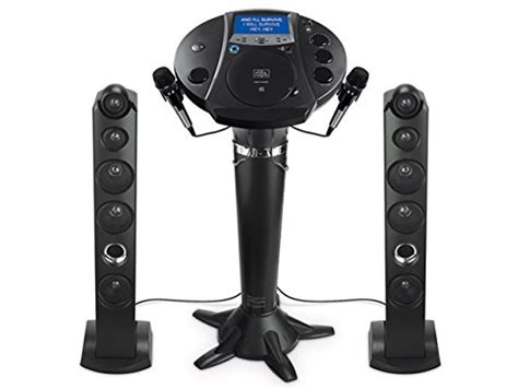 best home karaoke machine reviews 2018