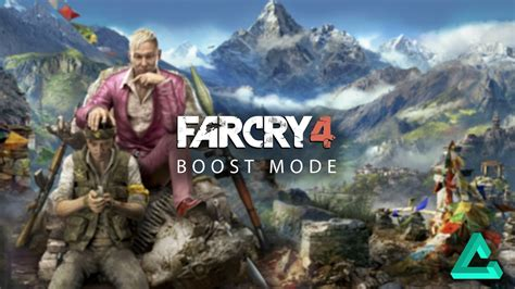 Far Cry 4 Ps4 2nd ps4 pro boost mode far cry 4