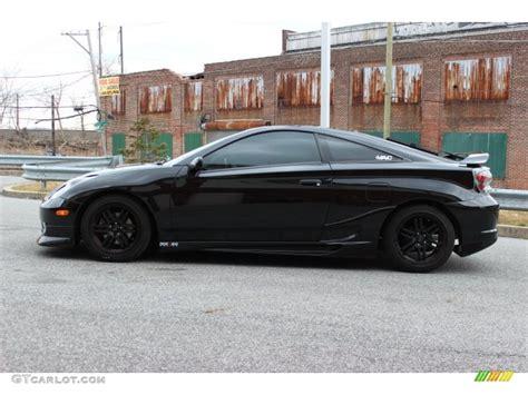 Toyota Celica Black Black 2005 Toyota Celica Gt Exterior Photo 77706774