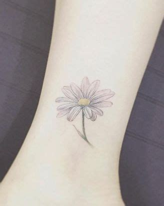 margarita flower tattoo designs 50 ankle tattoos for with style tattoos