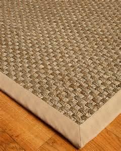 lancaster seagrass rug khaki