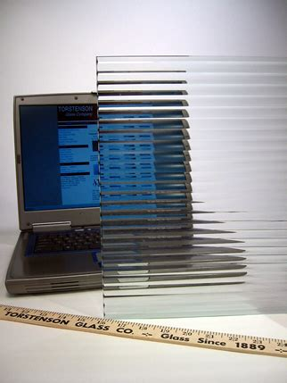 english reeded pattern glass english reeded glass torstenson glass company