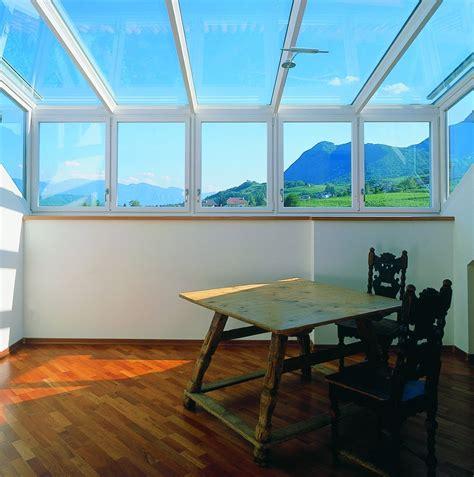 isolanti per terrazzi per verande e coperture vetrate serramenti isolanti ed