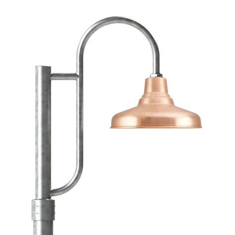 outdoor post mount lights outdoor lighting dilemma solved with brass copper post