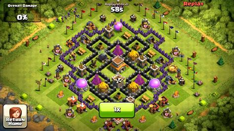 layout coc th8 coc th8 defense layout myideasbedroom com