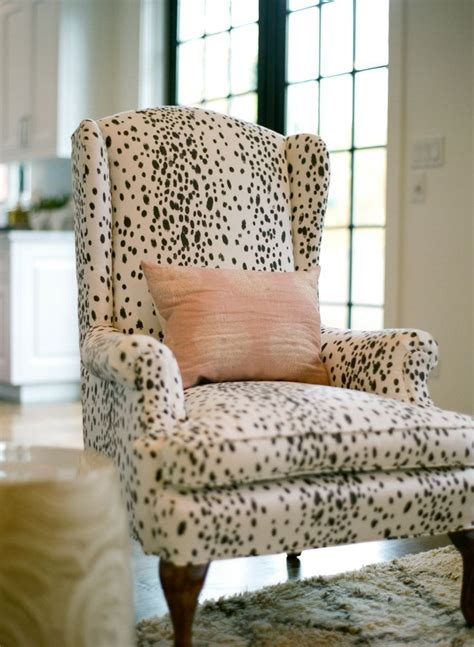 Trend Alert Seeing Leopard Spots by Trend Alert Dalmatian Print Home Decor Home Stories A To Z