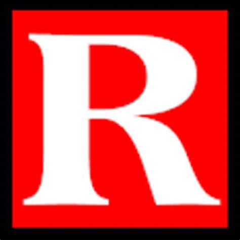 Letter R Alphabet Letter R
