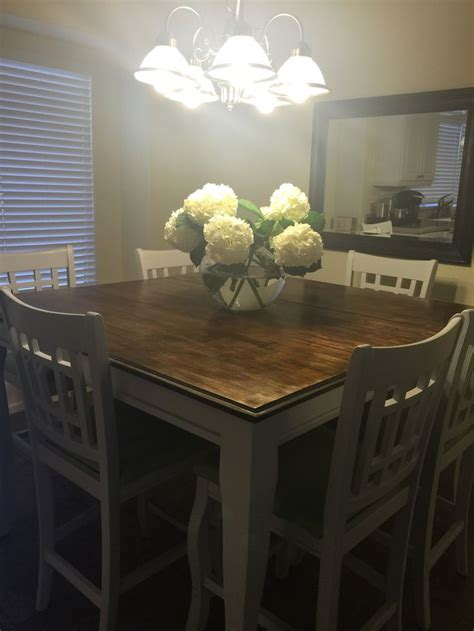 25 best ideas about refinish kitchen tables on
