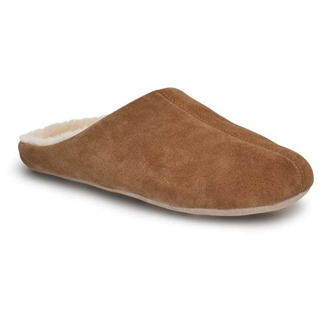 mens xl slippers mens kilburn sheepskin slippers just sheepskin slippers