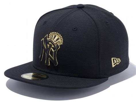 Exclusive Snapback Stussy Gold Font new york yankees top hat 59fifty fitted cap by new era x mlb japanese exclusive new era fitted