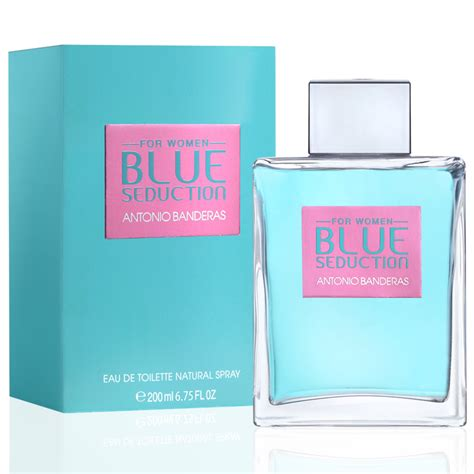 Parfum Antonio Banderas Blue blue for antonio banderas eau de toilette