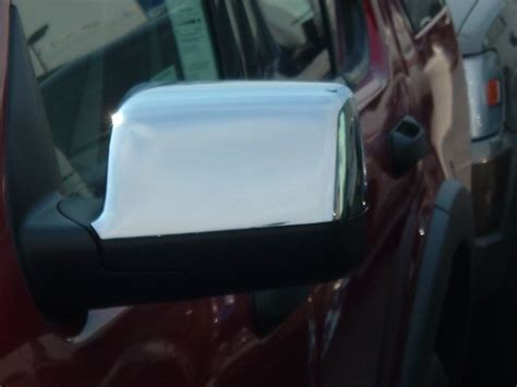 ford ranger   tfp chrome abs mirror cover insert