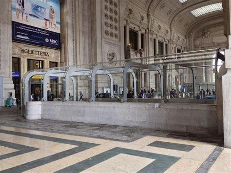 galleria delle carrozze stazione centrale urbanfile zona stazione centrale i lavori in