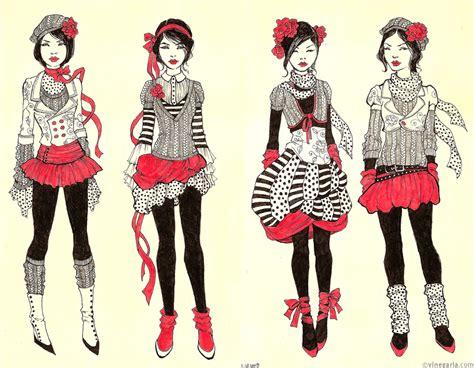 design concept fashion moleskine 04 by vinegar on deviantart