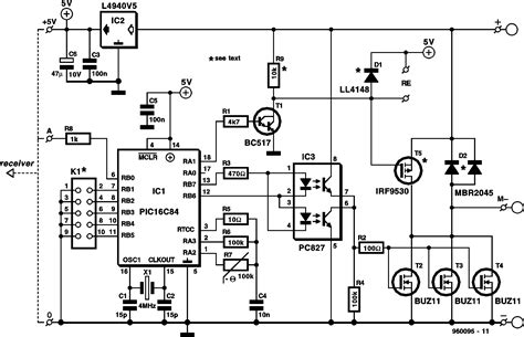 remote car circuit diagram zen electrical diagram