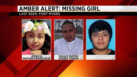 update amber alert suspects could face criminal charges fort myers girl found after amber alert