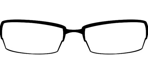 Kacamata Fashion Abstract eyeglasses glasses glass 183 free vector graphic on pixabay