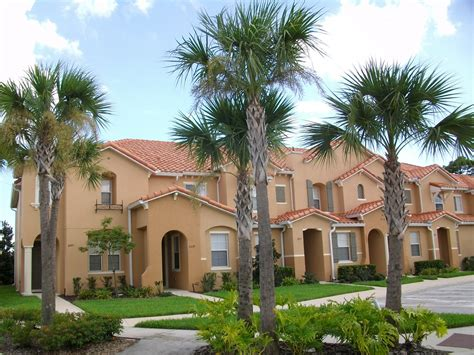 rental fees and deposits for orlando vacation homes