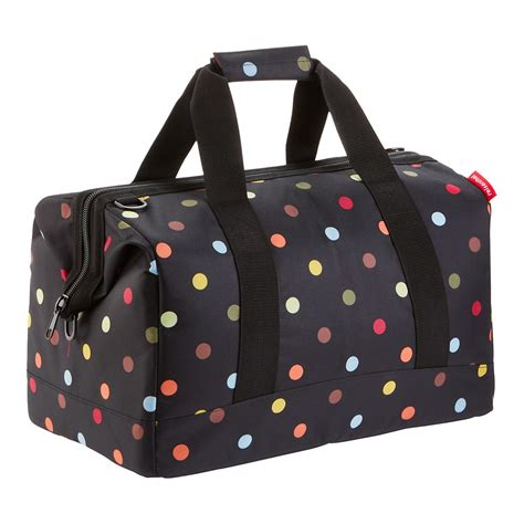Multy Travel Bag Hypervenom reisenthel multi dot allrounder wheeled tote the container store