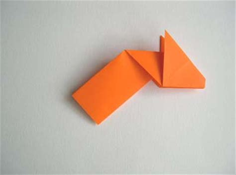 How To Make A Paper Tiger - origami