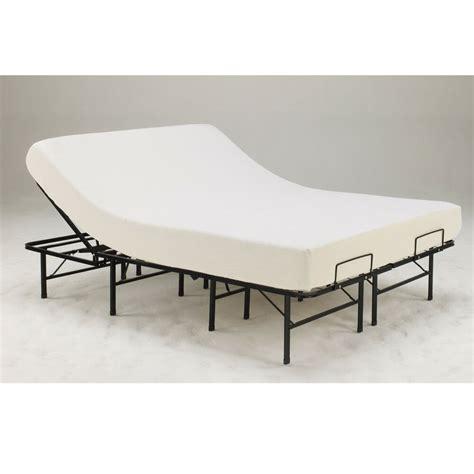 adjustable heavy duty metal posture support queen mattress