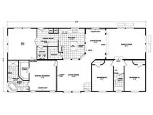 18 ft wide manufactured home plans get house design ideas