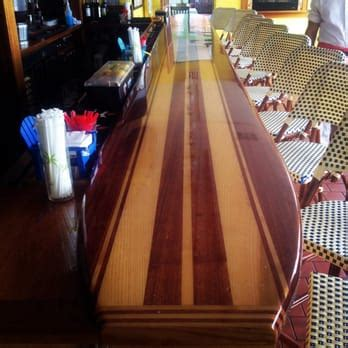 surfboard bar top tres palms american new babylon ny reviews photos yelp